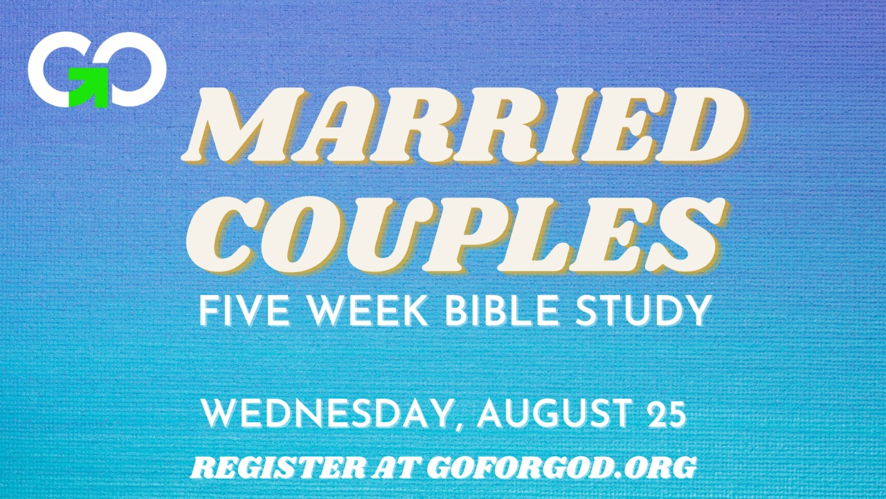 Married Couples 5 week Study